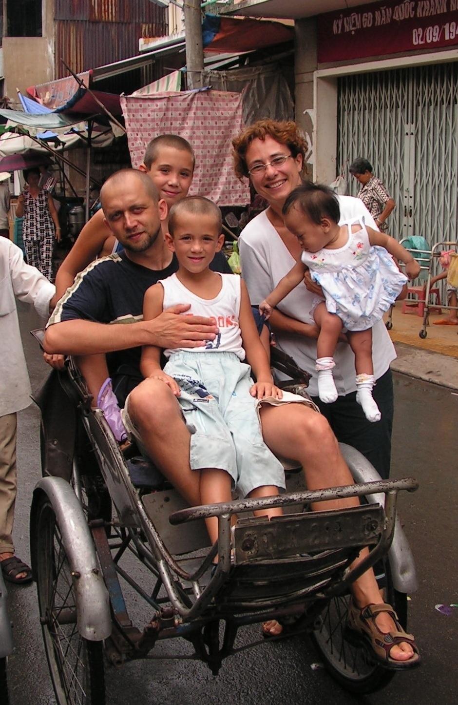 La famiglia di Giulio